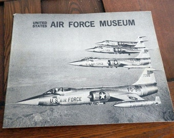 United States Air Force Museum catalog 1979