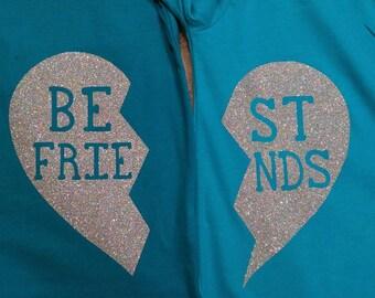Best Friends Matching Shirts Long Sleeve