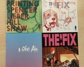 The Fix 1-4 signed by Steve Lieber!