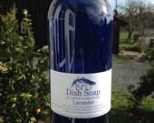 Lavender Dish Soap 16 oz ECO- REFILL Size