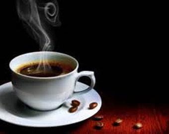 Black Coffee Fragrance Oil 1 ounce