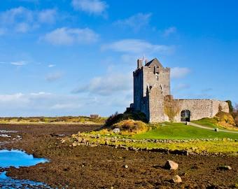 Dunguaire Castle, Ireland Photograph