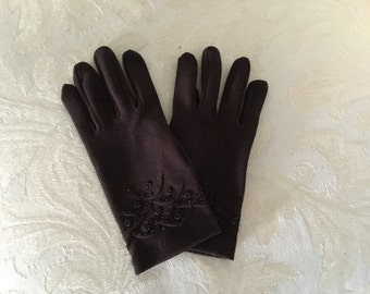 Pair of vintage gloves