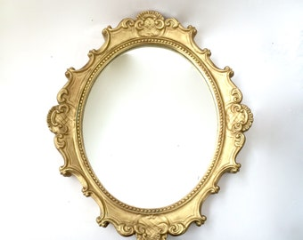 popular items for baroque mirror on etsy