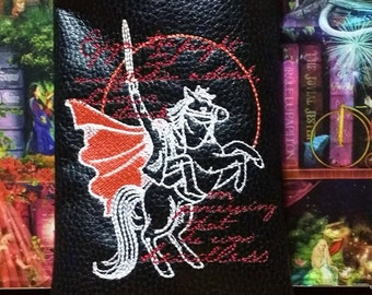 Headless horseman pipe pouch