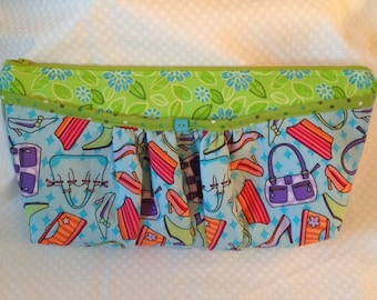 Fun Cosmetic Bag/Zippered Pouch