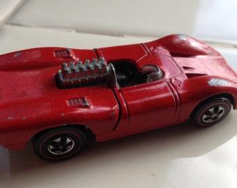 1970 Redline Hot Wheels Ferrari 312P