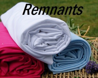 Mix and Match Cloth Diapers or Pads Fabric Remnants No 4