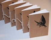 15 Flying Bird Mini Notebooks