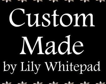 CUSTOM FOR MALLORY Floor length white and silver bohemian boho gypsy hippie wedding dress, formal dress, lace, by Lily Whitepad