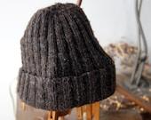 Hand Knit Stocking Cap