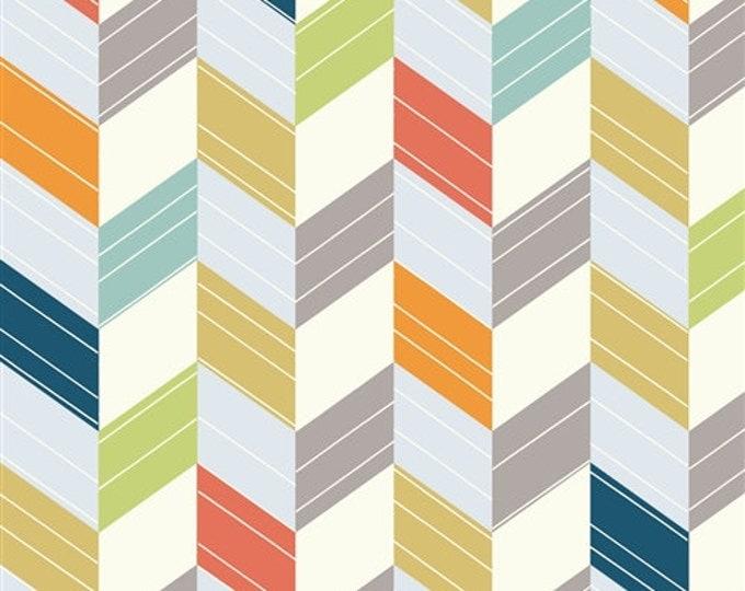 Organic DOUBLE GAUZE Fabric - Off Set