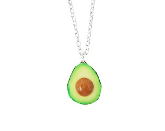 Small Single Avocado Necklace