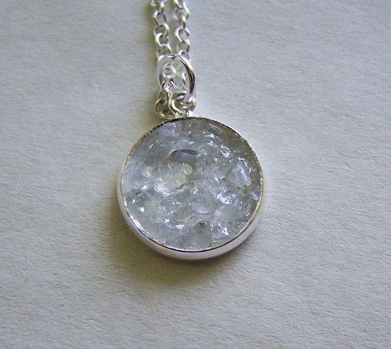 celestite sky blue pendant by mymysticgems