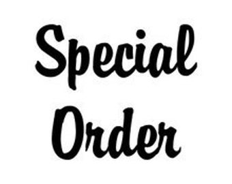Special Order Custom Drilling Per HOLE Per EACH Jewelry or Craft Piece Purchased