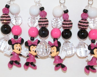 Minnie Mouse Tablecloth Weights Set of 4