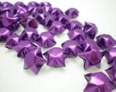700 Mystical Purple Origami Lucky Stars