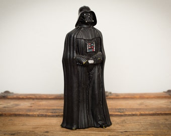 "10.5"" Darth Vader Vinyl Figure, Star Wars Sith Lord, Lucasfilm, Vintage 90s"