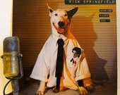 "ON SALE Rick Springfield Vinyl Record Album 1980s Pop Rock and Roll ""Working Class Dog"" (1981 RCA  w/""Jessie's Girl"" & ""I've Done Everything"