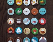 2 Pinback Buttons