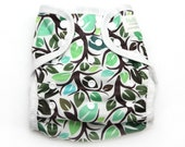 One Size Eco-PUL Cloth Diaper Cover Earth Life