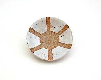 Ceramic Rays Ring Dish