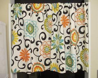 New Cafe Curtains Waverly PomPom