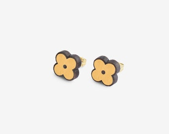 YELLOW FORGET-Me-NOT, Wild Flowers Collection by Materia Rica