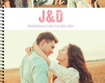 Custom Journal - Wedding Prep Journal