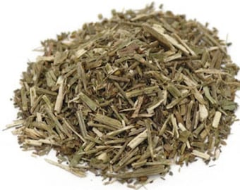 Certified Organic Vervain (Verbena Officinalis) -- 1 ounce dried, cut and sifted