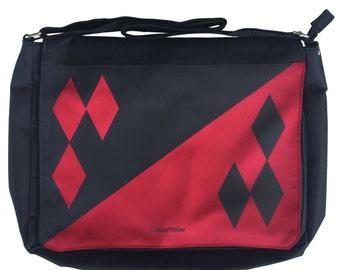 Harley Quinn Large Messenger/Laptop Bag