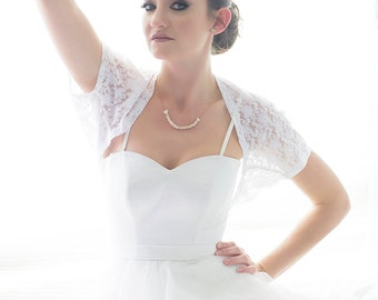 shoulder wrap short sleeve, summer lace bolero, summer wedding, bridesmaid bolero, wedding accessories, romantic wedding