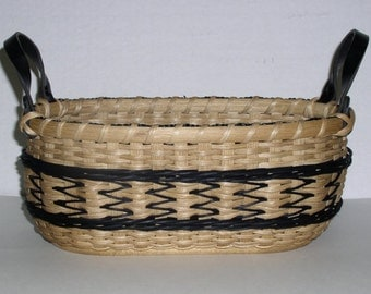Digital Download, Instructions to Weave the Arrows Bread Basket, Pattern