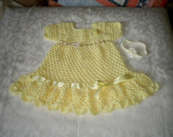 Precious Party Dress for 3 to 6 Months
