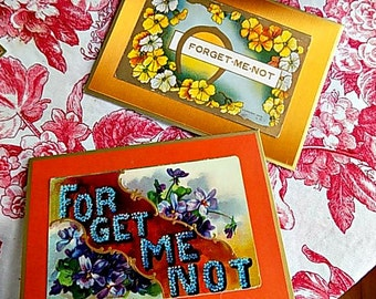 Blank Greeting Cards - Made with Antique Postcards!