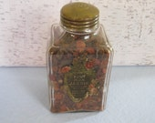 Richard Hudnut Tout Mon Jardin Potpourri / Antique Sachet / New York / Paris