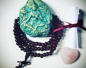 Green Tara Buddha altar travel kit