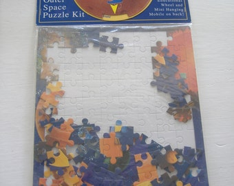National Wildlife Federation Exploration Kit: Outer Space Puzzle Kit, Outerspace NatureScope, Unopened