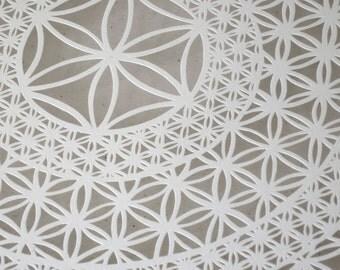 STARFLAKE papercut fine art