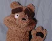 Norman the Bear Plush