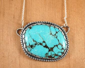 Turquoise Twist Necklace
