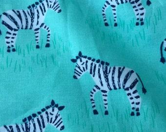 Zebra Baby Blanket, Minky Baby Blanket, Stroller Blanket, Zebra Print blanket, Animal Blanket, Gender Neutral Blanket