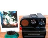 Polaroid Pronto, vintage Polaroid camera, intant film camera