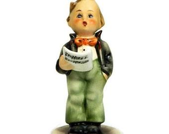 Hummel Figurine Soloist #135 Goebel West Germany TMK 5