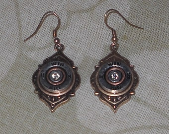 Pair of Earrings - A10 Bullet
