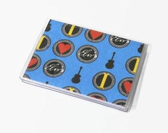 Card Case Mini Wallet Elvis