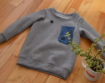 Sweatshirt for toddlers