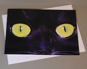 Cats' Eyes art card b...
