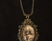 Alice Liddell Cameo Necklace
