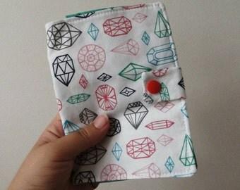 Diamond Gem Crayon Wallet